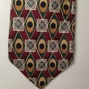 Jos A BANK  silk necktie premiere collection